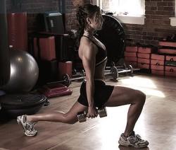 Фитнес - залог здоровья и красивой фигуры