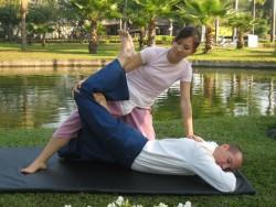 Как проходит сеанс тайского массажа?