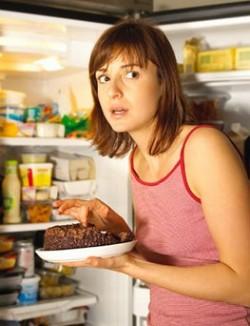 О вреде позднего ужина