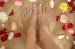 Регулярный уход за ногами