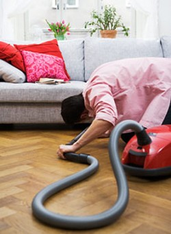 Уборка квартиры холостяка