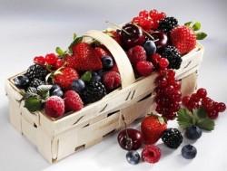 Полезные овощи и фрукты летом