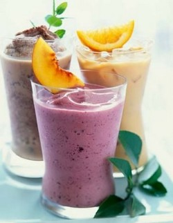 Smoothies вместо сока