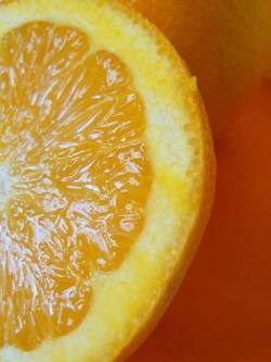Зимнее оранжевое настроение